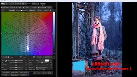 Снимка на екрана 3D LUT Creator за Windows 8