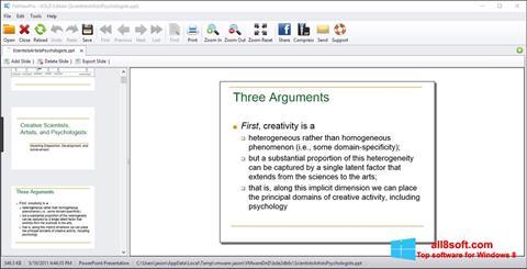 Снимка на екрана FileViewPro за Windows 8