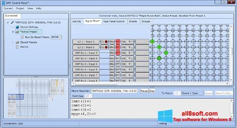 Снимка на екрана Macro Recorder за Windows 8